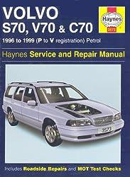 Volvo S70, C70 and V70 Service and Repair Manual Sauf DIESEL