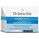 Hydrogenic -dr. irena eris - Es - activo hidratante anti-arrugas for day & crema de noche (50 ml)
