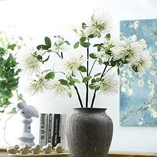 HYLZW Flor Artificial Planta Flor Artificial Acacia Flor Sintética De Alto Grado Material Plástico Decoración del Hogar Planta ArtificialMaterial De Flor Especial