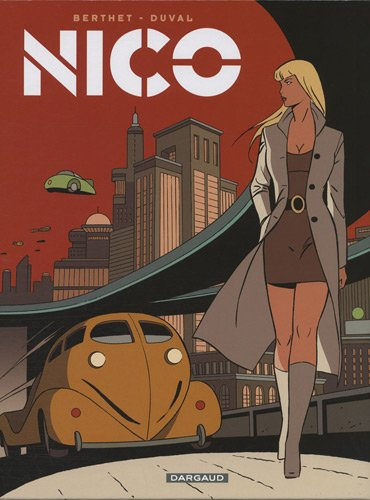 Nico : Coffret 3 volumes : Tome 1, Atomium-Express ; Tome 2, Opération Caraïbes ; Tome 3, Femmes fatales