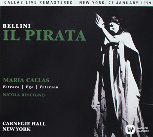 Bellini: Il Pirata (New York, 27/01/1959)
