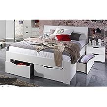 Suchergebnis Auf Amazonde Für Betten Mit Schubladen 160x200