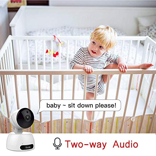 Baby Video Monitor With App