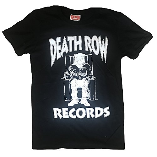 Death Row Records - Record Label Logo - Official Mens T Shirt