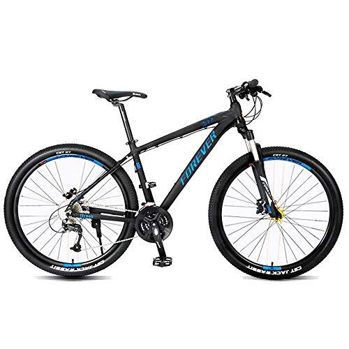 AI CHEN Mountainbike Fahrrad Speed   Herrenrad Offroad Doppelöl Scheibenbremsen Stoßdämpfer Vorderradgabel 27,5 Zoll 27 Gang
