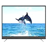 Yara 127 cm (50 Inches) 4K Ultra HD Smart LED TV 50SU18E (Black)(2018 Model)