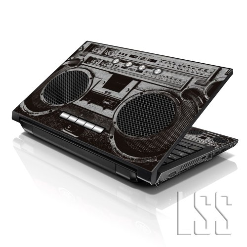 LSS 17 43,94 cm Sticker Skin für Notebook Vinyl mit 41,91 cm 43,18 cm 43,94 cm 46,74 cm 48,26 cm HP Compaq Apple Asus Acer Lenovo Asus Dell (inklusive 2 Wrist Pad enthalten) Kassette
