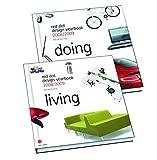 red dot design yearbook 2008/2009. vol. 1 living & vol. 2 doing (Set)