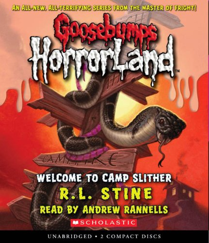 welcome-to-camp-slither-goosebumps-horrorland-scholastic-audio