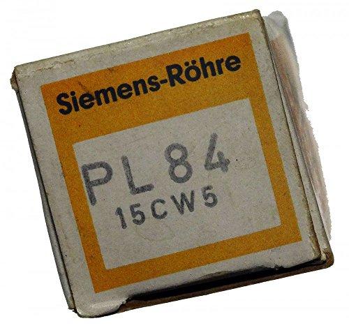 Elektronenröhre (TV) PL84 Siemens -