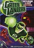 Green Lantern: El Resurgir De Los Red Lanterns [DVD]