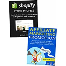 New Internet E-commerce Business: Making Money Through Shopify Selling & Affiliate Marketing  (English Edition)