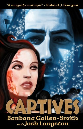 Captives (The Druids Saga, Book 2)