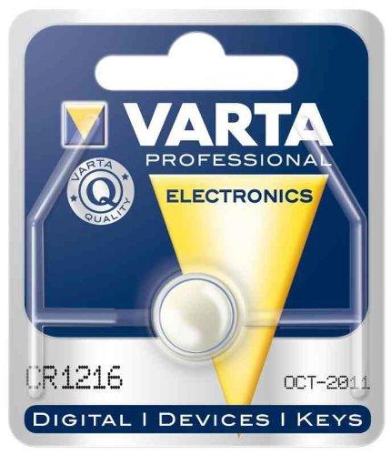 VARTA Pile bouton Lithium \