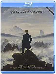 Bull : Concerto pour violon. Folleso, Ruud.