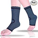 Best Compression Ankle Supports - Ankle Brace Compression Sleeves for Sprain, Arthritis, Achilles Review
