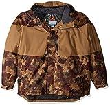 Columbia Men's Alpine Action Big & Tall Jacket, Delta Blurred Camo Print, 4X