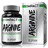 L-Arginine HCL Complex - Pre Workout Supplement with Korean Ginseng 20:1 Extract