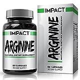 L-Arginina HCL - Suplemento con L-Arginina AKG - L-Citrulina - Beta Alanina - Potenciador de Óxido Nítrico - Favorece la Síntesis Proteica - 60 Cápsulas por Earths Design