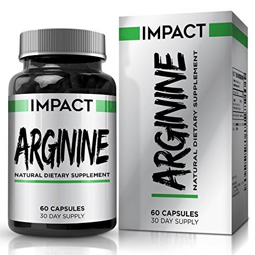 Energie Nahrungsergänzungsmittel 60 Kapseln (L-Arginin HCL - mit L Citrullin und L Arginine AKG - Muskeltraining - Muskelaufbau - 60 Kapseln von Earths Design)