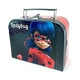 Lady Bug Miraculous Joyero maletín 18 (CYP Imports JW-02-LB)