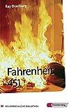 Fahrenheit 451: Textbook (Diesterwegs Neusprachliche Bibliothek - Englische Abteilung, Band 106) - Ray Bradbury