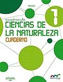 Ciencias de la Naturaleza 1. Cuaderno. Cuadrícula.