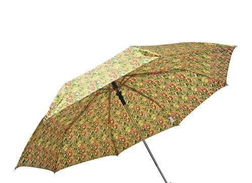 Fendo Multi-Colour Folding Umbrella (400119_3D)