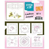 Stitch & Do Cards Only Set 11
