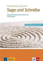 estimation pour le livre Sage und Schreibe: Buch + Audio-CD