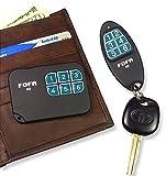 Localizador de llaves por radiofrecuencia de 2...