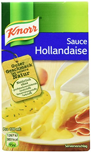 Knorr Sauce Hollandaise, 12er Pack (12 x 250 ml)