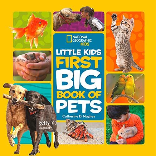Como Descargar Libros Gratis Little Kids First Big Book of Pets (First Big Book) PDF Gratis 2019