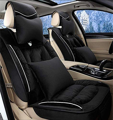 Abajo almohadilla asiento coche algodón caliente