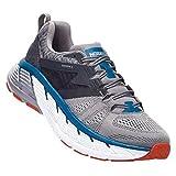 Hoka 1099629-FGSR: Mens Gaviota 2 Gray Frost/Seaport Running Shoe (10 D(M) US Men)