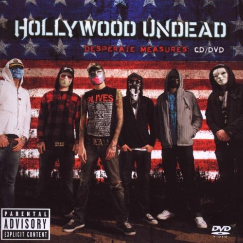 Desperate Measures by Hollywood Undead (2009-11-10)