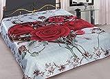 Tagesdecke Bettüberwurf 3D - Harmonie 230x250 cm Polyester Schlafzimmer Dekor