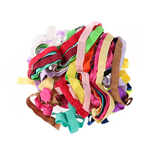 ROSENICE Gummiband Hosengummi Nähen Elastische Bänder 15 Farben 1 Meter