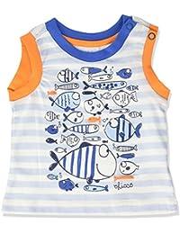 Chicco Camiseta de Tirantes Unisex Bebé