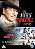 The John Wayne Collection (True Grit/ Sons of Katie Elder/ Man Who Shot Liberty Valance) [UK Import]