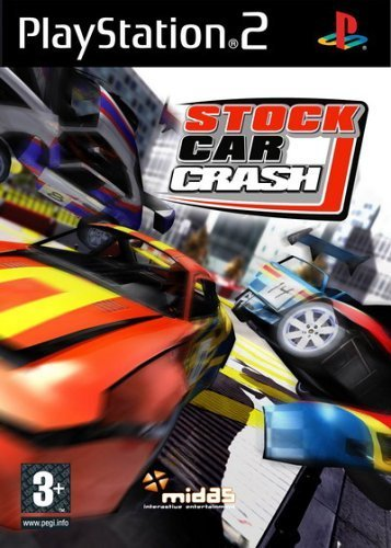 stock-car-crash-ps2-import-anglais