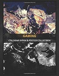 Coloring Book & Poster Collection: Gaming Titan Gaming