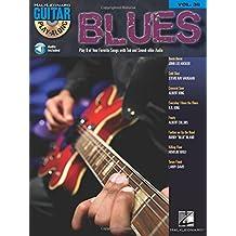 Guitar Play-Along Vol.038 Blues Tab + Cd