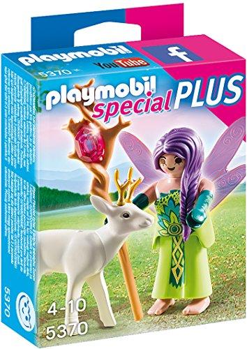 PLAYMOBIL 5370 - Fee mit Zauber-Reh