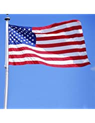 Drapeau flag USA, américain ,150*90cm tissus 100% polyester neuf