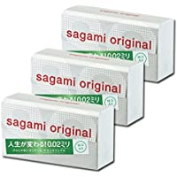 Japanese Condom Sagami Original 002 12 pieces × 3 pack preisvergleich bei billige-tabletten.eu