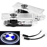 Ubegood Autotür Logo Türbeleuchtung , Projektion Licht Einstiegsbeleuchtung [High Definition] Laser Projektor Logo für BMW Serie