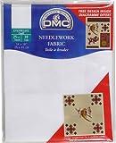 DMC Naht Stoff Stramin Stoffzuschnitt 25CT/Zoll–10/cm–Weiß–35,6x 45,7cm