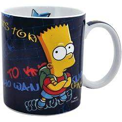 United Labels Simpsons 0109507 - Taza de porcelana, 320 ml [importado de Alemania]