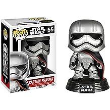 Capitán Phasma (Star Wars) Funko Pop!! Bobble-Head Figura De Vinilo